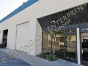 Exterior photo of warehouse space located at 4671 & 4691 Brooks St, Units C or E, Montclair, CA 91763