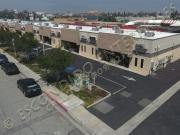 Aerial photo of 320 through 368, orange show lane, San Bernardino, CA 92408