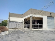 Ground level photos of multi-unit warehouse space located at 8939 Vernon Ave. Montclair, CA 91763
